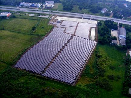 1.136 MWp Angthong,Thailand